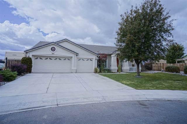 1607 Dandelion Court, Dayton, NV 89403 (MLS #190014673) :: NVGemme Real Estate