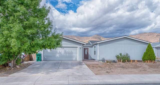 211 Glen Vista Dr, Dayton, NV 89403 (MLS #190014676) :: NVGemme Real Estate