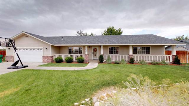 6372 Westwind Way, Fallon, NV 89406 (MLS #190014681) :: NVGemme Real Estate