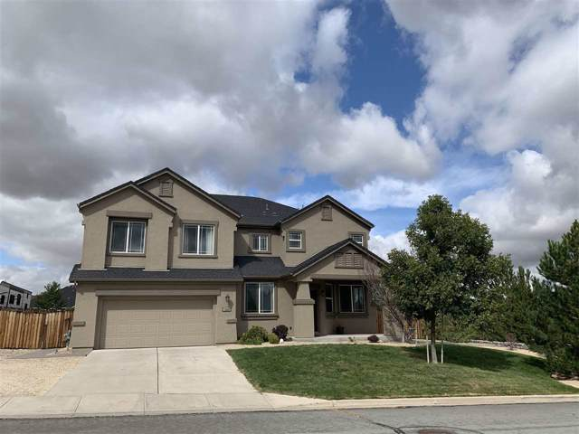 1269 Saxon Drive, Sparks, NV 89441 (MLS #190014686) :: The Mike Wood Team