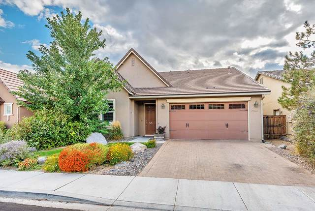 2150 Angel Ridge Drive, Reno, NV 89521 (MLS #190014688) :: The Mike Wood Team