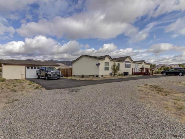 7056 E Us Hwy 50, Dayton, NV 89403 (MLS #190014705) :: NVGemme Real Estate
