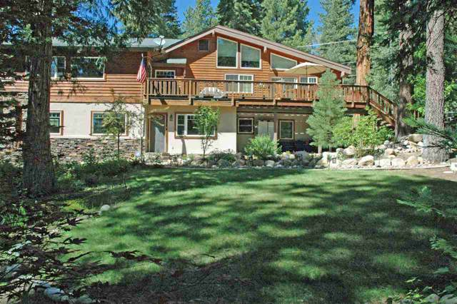 444 2nd Tee Drive, Incline Village, NV 89451 (MLS #190014708) :: Ferrari-Lund Real Estate