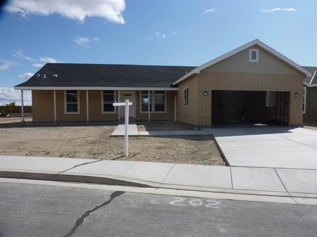 202 Sweetwater, Yerington, NV 89447 (MLS #190014738) :: Mendez Home Team