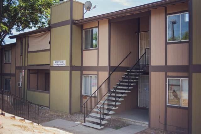 2101 Highview #14, Reno, NV 89512 (MLS #190014742) :: Chase International Real Estate