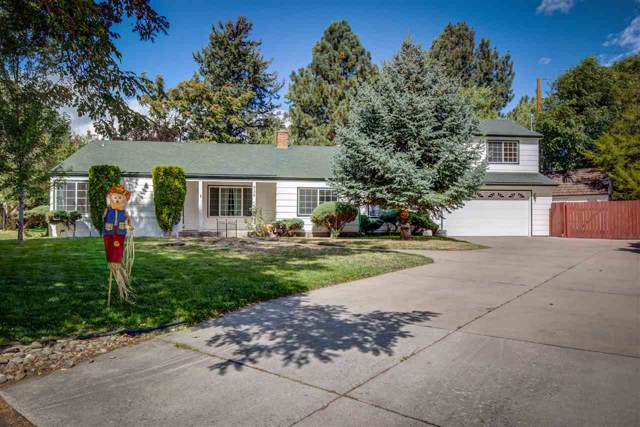 916 Angus St., Carson City, NV 89703 (MLS #190014750) :: NVGemme Real Estate