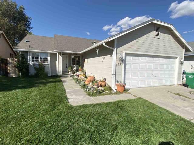 234 E Gardengate Way, Carson City, NV 89706 (MLS #190014762) :: Ferrari-Lund Real Estate