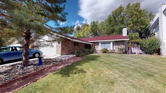 1512 Goldfield Avenue, Carson City, NV 89701 (MLS #190014767) :: Northern Nevada Real Estate Group