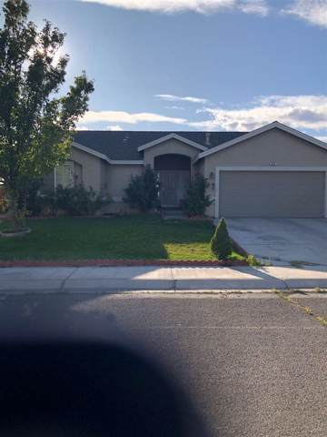 3135 Snowberry St, Silver Springs, NV 89429 (MLS #190014786) :: Northern Nevada Real Estate Group
