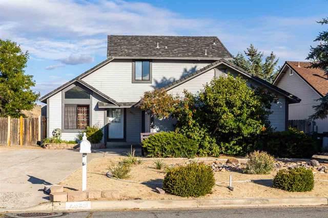 6950 Pah Rah Drive, Sparks, NV 89436 (MLS #190014792) :: NVGemme Real Estate