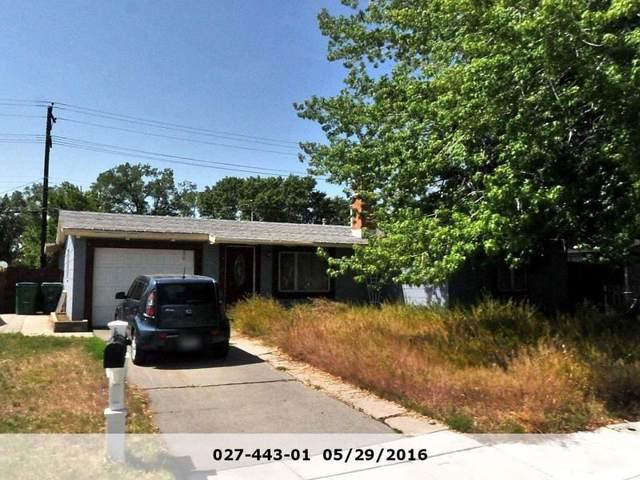 1015 Oxford, Sparks, NV 89431 (MLS #190014796) :: NVGemme Real Estate