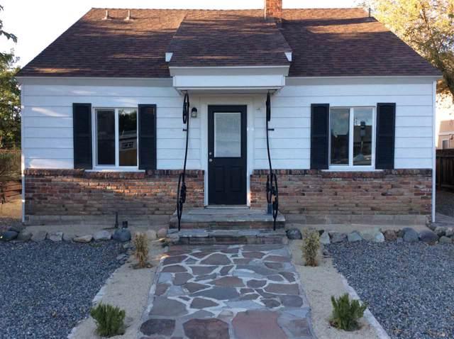 1522 F Street A, Sparks, NV 89431 (MLS #190014799) :: NVGemme Real Estate