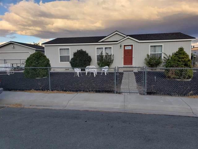 177 Rose Peak Road, Dayton, NV 89403 (MLS #190014802) :: NVGemme Real Estate