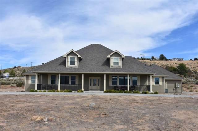 188 Peponita Ct, Washoe Valley, NV 89704 (MLS #190014813) :: Chase International Real Estate