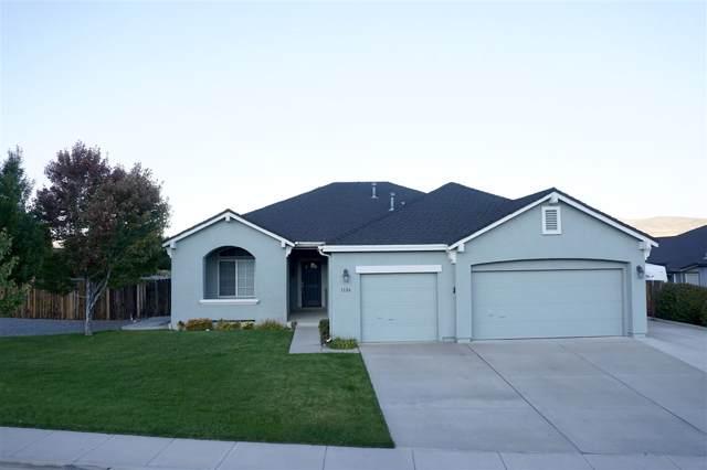 1126 Sticklebract Dr., Sparks, NV 89441 (MLS #190014814) :: Chase International Real Estate