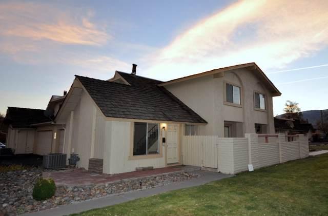 16 Condor #16, Carson City, NV 89701 (MLS #190014815) :: L. Clarke Group | RE/MAX Professionals