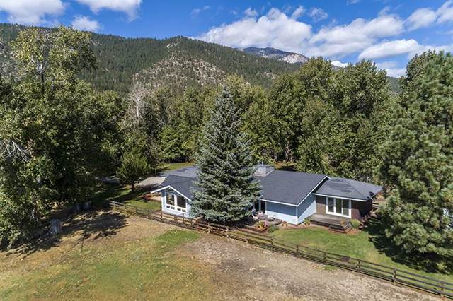 4790 Franktown Road, Washoe Valley, NV 89704 (MLS #190014819) :: Vaulet Group Real Estate