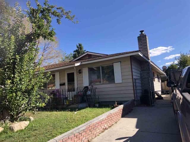 3421 Woodside Drive, Carson City, NV 89701 (MLS #190014866) :: Mendez Home Team
