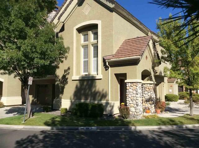 9900 Wilbur May Pkwy #605, Reno, NV 89521 (MLS #190014868) :: Mendez Home Team