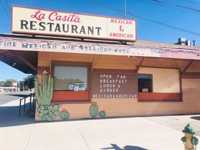 410 Cornell Avenue #1, Lovelock, NV 89419 (MLS #190014873) :: Mendez Home Team