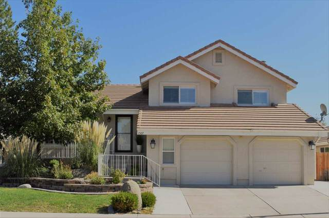 1507 Gregg Street, Carson City, NV 89701 (MLS #190014902) :: Northern Nevada Real Estate Group