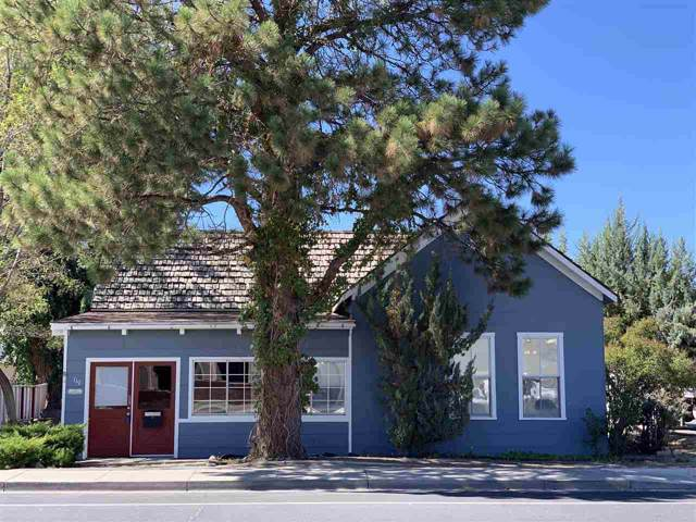 119 N Main St., Yerington, NV 89447 (MLS #190014906) :: L. Clarke Group | RE/MAX Professionals