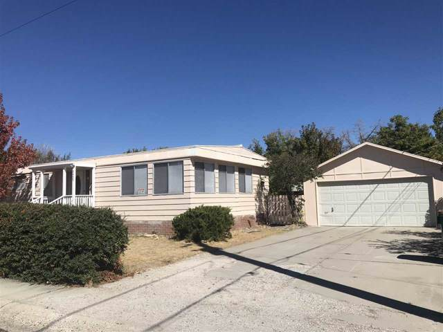 2455 Fairmont, Carson City, NV 89706 (MLS #190014963) :: Vaulet Group Real Estate