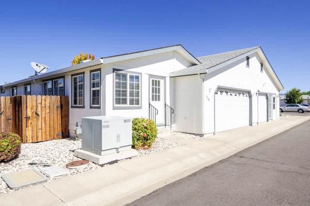 1140 Gambrel Drive, Carson City, NV 89701 (MLS #190014985) :: Ferrari-Lund Real Estate