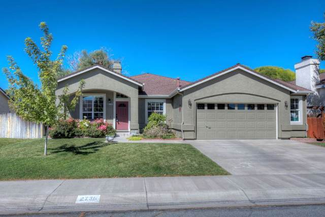 2736 Pebbleridge, Carson City, NV 89706 (MLS #190014995) :: NVGemme Real Estate