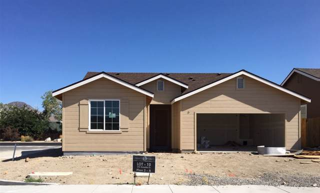 323 Granite Court Lot 10, Dayton, NV 89403 (MLS #190015123) :: L. Clarke Group | RE/MAX Professionals