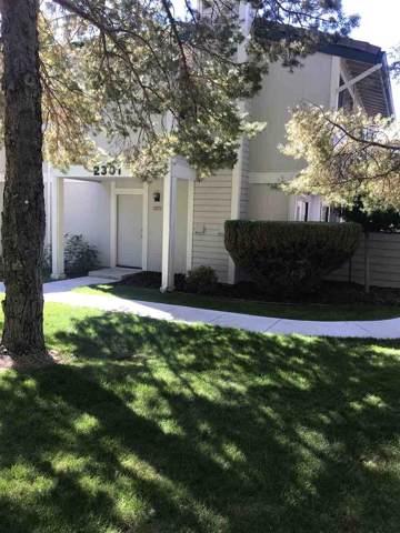 2301 Sycamore Glen D-6, Sparks, NV 89434 (MLS #190015124) :: NVGemme Real Estate