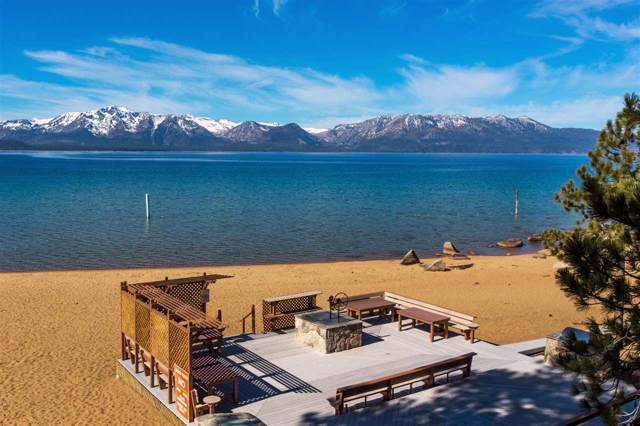 443 Lakeview Ave., Zephyr Cove, NV 89448 (MLS #190015134) :: Vaulet Group Real Estate