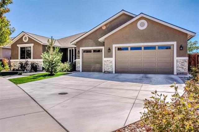 1350 Cedar Creek Cir, Gardnerville, NV 89460 (MLS #190015149) :: Ferrari-Lund Real Estate