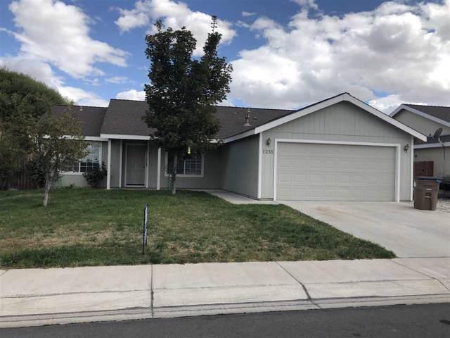 1235 Eagle Rock, Fallon, NV 89406 (MLS #190015163) :: NVGemme Real Estate