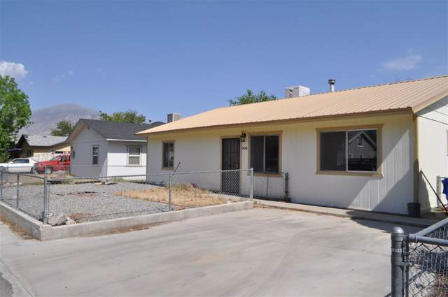 105 W 4th Street, Hawthorne, NV 89415 (MLS #190015167) :: The Mike Wood Team