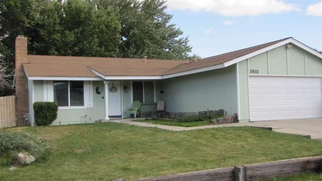 3502 Caballo Alto Court, Reno, NV 89502 (MLS #190015218) :: NVGemme Real Estate