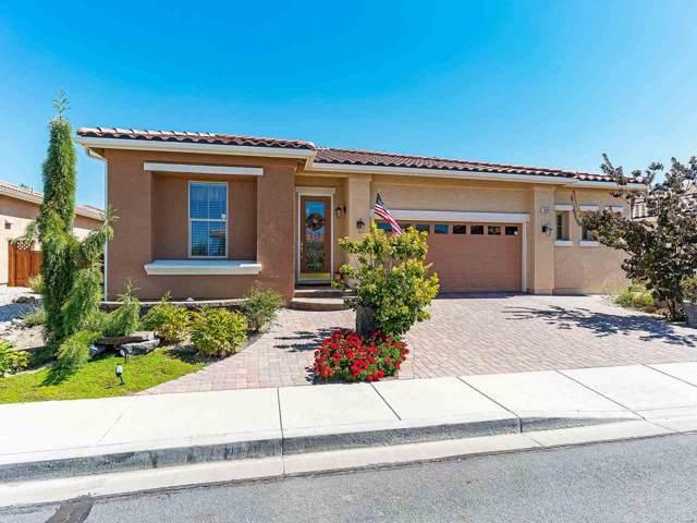 1960 Vicenza, Sparks, NV 89434 (MLS #190015308) :: NVGemme Real Estate