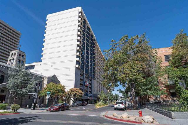 200 W 2ND STREET #310, Reno, NV 89501 (MLS #190015327) :: Ferrari-Lund Real Estate