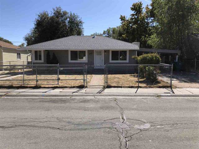 333 K Street, Sparks, NV 89431 (MLS #190015379) :: Ferrari-Lund Real Estate