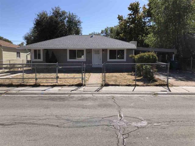 333 K Street, Sparks, NV 89431 (MLS #190015379) :: Fink Morales Hall Group