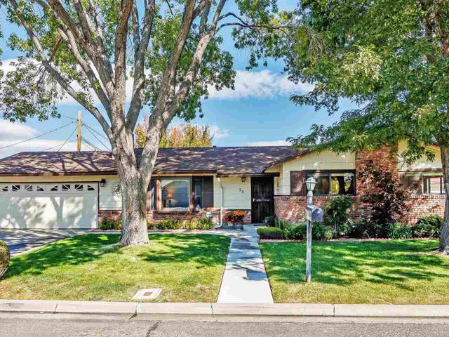 20 E Quail St., Sparks, NV 89431 (MLS #190015382) :: Ferrari-Lund Real Estate