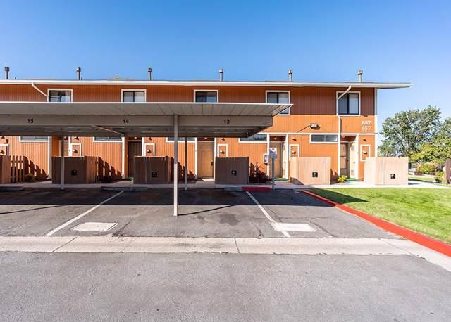 857 Nutmeg Pl #6, Reno, NV 89502 (MLS #190015385) :: NVGemme Real Estate