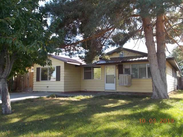 1270 Melarkey St., Winnemucca, NV 89445 (MLS #190015394) :: NVGemme Real Estate