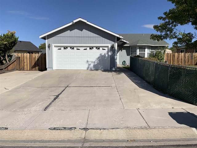 1386 Mary Jo Drive, Gardnerville, NV 89460 (MLS #190015422) :: Ferrari-Lund Real Estate