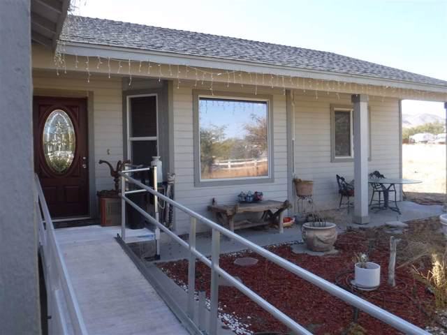 5185 Abilene Drive, Stagecoach, NV 89429 (MLS #190015424) :: NVGemme Real Estate
