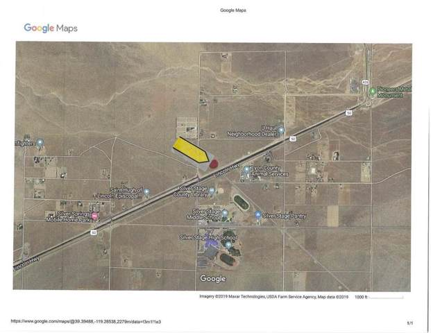 3900 W Hwy 50, Silver Springs, NV 89429 (MLS #190015427) :: NVGemme Real Estate