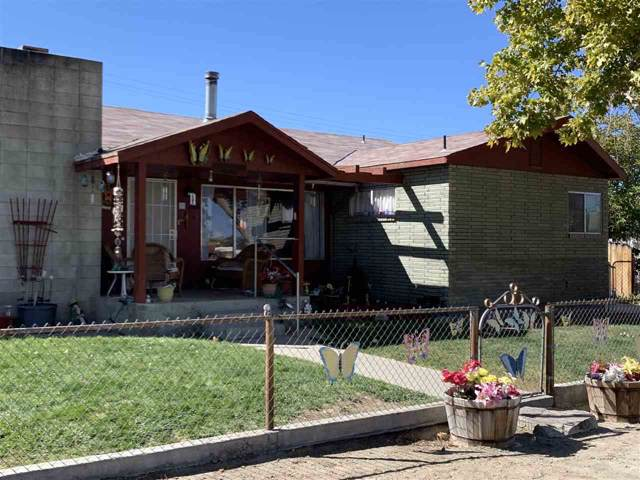 331 H Street, Hawthorne, NV 89415 (MLS #190015431) :: Ferrari-Lund Real Estate