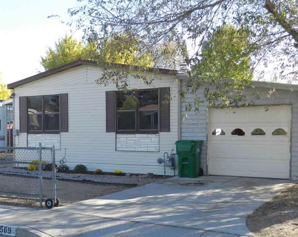 2569 Sneddon Way, Carson City, NV 89706 (MLS #190015453) :: Northern Nevada Real Estate Group