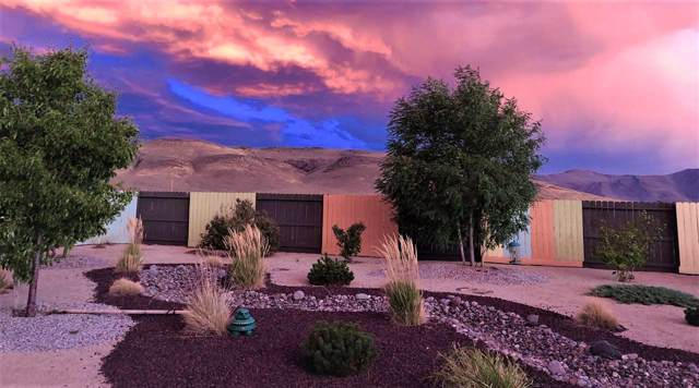 141 Wild Horse Rd, Dayton, NV 89403 (MLS #190015476) :: Chase International Real Estate