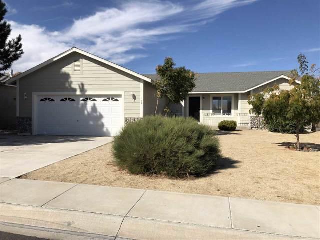 129 Desert Lakes Dr, Fernley, NV 89408 (MLS #190015495) :: Northern Nevada Real Estate Group